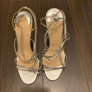Christan loubotin high heel shoes